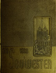 1953 Edition, Southwestern University - Souwester Yearbook (Georgetown, TX)