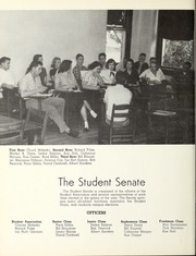 Page 16, 1953 Edition, Southwestern University - Souwester Yearbook (Georgetown, TX) online yearbook collection