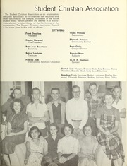 Page 17, 1953 Edition, Southwestern University - Souwester Yearbook (Georgetown, TX) online yearbook collection