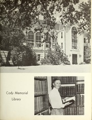 Page 9, 1953 Edition, Southwestern University - Souwester Yearbook (Georgetown, TX) online yearbook collection