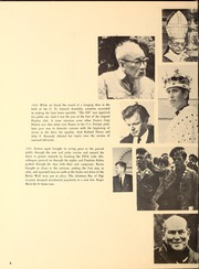 Page 10, 1970 Edition, Southwestern University - Souwester Yearbook (Georgetown, TX) online yearbook collection