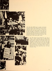 Page 11, 1970 Edition, Southwestern University - Souwester Yearbook (Georgetown, TX) online yearbook collection