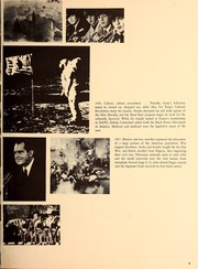Page 13, 1970 Edition, Southwestern University - Souwester Yearbook (Georgetown, TX) online yearbook collection