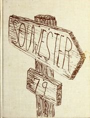 1979 Edition, Southwestern University - Souwester Yearbook (Georgetown, TX)