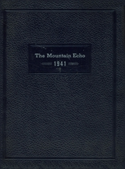 1941 Edition, New Castle High School - Mountain Echo Yearbook (New Castle, VA)