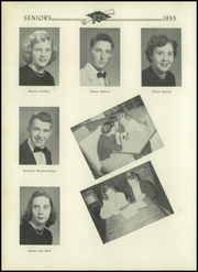 New Castle High School - Mountain Echo Yearbook (New Castle, VA) online yearbook collection, 1955 Edition, Page 10
