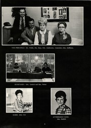 Page 7, 1972 Edition, Haltom Junior High School - Tigers Yearbook (Haltom City, TX) online yearbook collection