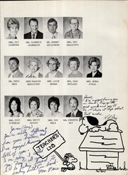 Page 11, 1973 Edition, Haltom Junior High School - Tigers Yearbook (Haltom City, TX) online yearbook collection