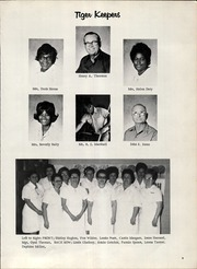 Page 13, 1973 Edition, Haltom Junior High School - Tigers Yearbook (Haltom City, TX) online yearbook collection