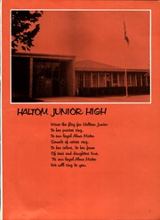 Page 5, 1973 Edition, Haltom Junior High School - Tigers Yearbook (Haltom City, TX) online yearbook collection