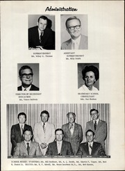 Page 7, 1973 Edition, Haltom Junior High School - Tigers Yearbook (Haltom City, TX) online yearbook collection