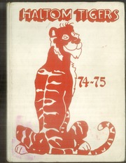 Page 1, 1975 Edition, Haltom Junior High School - Tigers Yearbook (Haltom City, TX) online yearbook collection