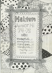 Page 5, 1975 Edition, Haltom Junior High School - Tigers Yearbook (Haltom City, TX) online yearbook collection