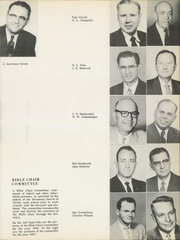 Page 13, 1957 Edition, Texas Tech University Bible Chair - Christian Architect Yearbook (Lubbock, TX) online yearbook collection