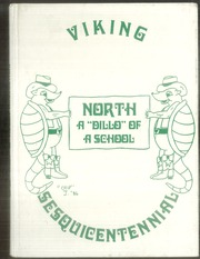 1986 Edition, Richardson North Junior High School - Viking Yearbook (Richardson, TX)