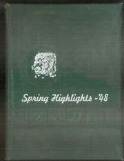 1948 Edition, Carl Wunsche High School - Spring Highlights Yearbook (Spring, TX)