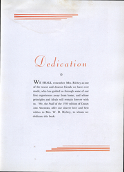 Page 10, 1950 Edition, Fairfax Hall High School - Chain and Anchors Yearbook (Waynesboro, VA) online yearbook collection