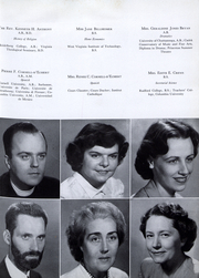 Page 16, 1950 Edition, Fairfax Hall High School - Chain and Anchors Yearbook (Waynesboro, VA) online yearbook collection