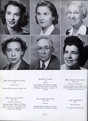 Page 17, 1950 Edition, Fairfax Hall High School - Chain and Anchors Yearbook (Waynesboro, VA) online yearbook collection