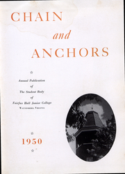 Page 6, 1950 Edition, Fairfax Hall High School - Chain and Anchors Yearbook (Waynesboro, VA) online yearbook collection
