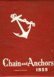 Page 1, 1959 Edition, Fairfax Hall High School - Chain and Anchors Yearbook (Waynesboro, VA) online yearbook collection