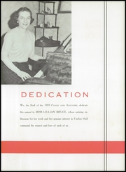 Page 11, 1959 Edition, Fairfax Hall High School - Chain and Anchors Yearbook (Waynesboro, VA) online yearbook collection