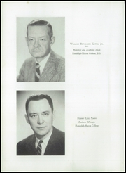 Page 16, 1959 Edition, Fairfax Hall High School - Chain and Anchors Yearbook (Waynesboro, VA) online yearbook collection