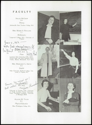 Page 17, 1959 Edition, Fairfax Hall High School - Chain and Anchors Yearbook (Waynesboro, VA) online yearbook collection