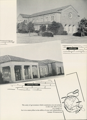 Page 15, 1955 Edition, Midwestern State University - Wai Kun Yearbook (Wichita Falls, TX) online yearbook collection