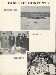 Page 10, 1958 Edition, Midwestern State University - Wai Kun Yearbook (Wichita Falls, TX) online yearbook collection