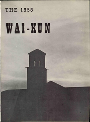 Page 7, 1958 Edition, Midwestern State University - Wai Kun Yearbook (Wichita Falls, TX) online yearbook collection