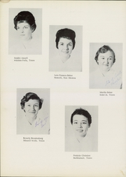 Page 10, 1960 Edition, Wichita General Hospital School of Nursing - Scroll Yearbook (Wichita Falls, TX) online yearbook collection