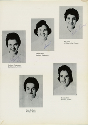 Page 11, 1960 Edition, Wichita General Hospital School of Nursing - Scroll Yearbook (Wichita Falls, TX) online yearbook collection