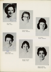 Page 14, 1960 Edition, Wichita General Hospital School of Nursing - Scroll Yearbook (Wichita Falls, TX) online yearbook collection