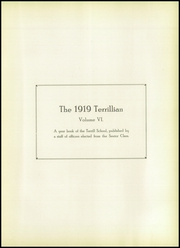 Page 15, 1919 Edition, Terrill Preparatory School - Terrillian Yearbook (Dallas, TX) online yearbook collection