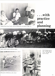 Page 17, 1971 Edition, Fort Worth Country Day School - Flight Yearbook (Fort Worth, TX) online yearbook collection