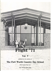 Page 5, 1971 Edition, Fort Worth Country Day School - Flight Yearbook (Fort Worth, TX) online yearbook collection