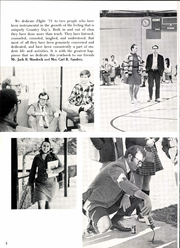Page 6, 1971 Edition, Fort Worth Country Day School - Flight Yearbook (Fort Worth, TX) online yearbook collection