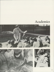 Page 17, 1972 Edition, Fort Worth Country Day School - Flight Yearbook (Fort Worth, TX) online yearbook collection