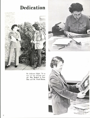 Page 8, 1974 Edition, Fort Worth Country Day School - Flight Yearbook (Fort Worth, TX) online yearbook collection