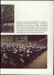 Page 11, 1976 Edition, Lubbock Christian University - El Explorador Yearbook (Lubbock, TX) online yearbook collection