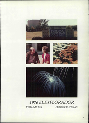 Page 7, 1976 Edition, Lubbock Christian University - El Explorador Yearbook (Lubbock, TX) online yearbook collection