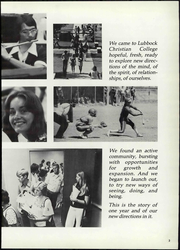 Page 9, 1976 Edition, Lubbock Christian University - El Explorador Yearbook (Lubbock, TX) online yearbook collection