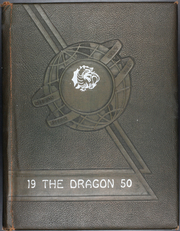 1950 Edition, Dixie School - Dragon Yearbook (Tyler, TX)