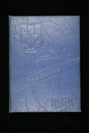 Page 1, 1954 Edition, Trent High School - Gorilla Yearbook (Trent, TX) online yearbook collection