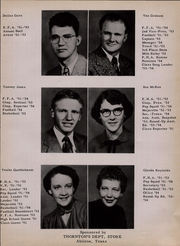 Page 15, 1954 Edition, Trent High School - Gorilla Yearbook (Trent, TX) online yearbook collection