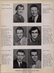 Page 16, 1954 Edition, Trent High School - Gorilla Yearbook (Trent, TX) online yearbook collection