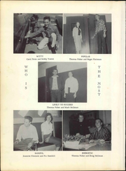 Page 12, 1960 Edition, Muenster High School - Hornet Yearbook (Muenster, TX) online yearbook collection