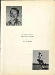 Page 7, 1960 Edition, Muenster High School - Hornet Yearbook (Muenster, TX) online yearbook collection