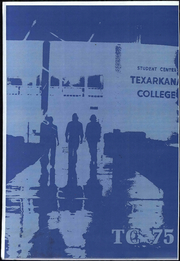 Texarkana College - TC Yearbook (Texarkana, TX) online yearbook collection, 1975 Edition, Page 1
